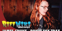 RiffWiki Interviews: James Cruise - Ronin Fox Trax