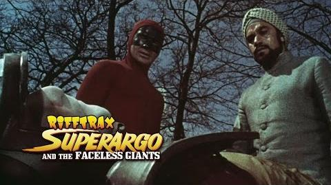 RiffTrax Superargo and the Faceless Giants (Preview Clip)