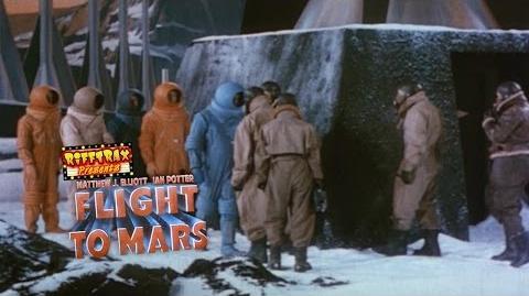 Flight to Mars with Matthew J