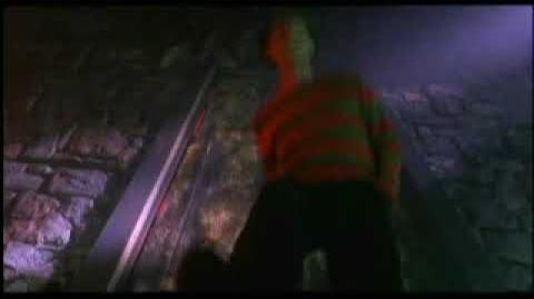 Ronin Fox Trax A Nightmare on Elm Street 4 Teaser