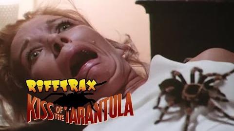RiffTrax Kiss Of The Tarantula (preview)