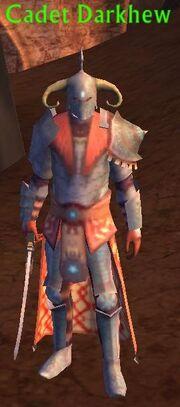 Cadet Darkhew