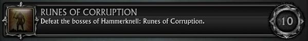 Runes of Corruption