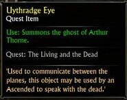Uythradge Eye