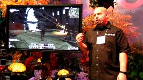 Rift Planes of Telara E3 2010 Gameplay Demo