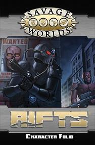SavageRifts CharacterFolio