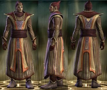 Alchemist's Set Male