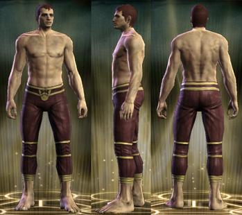 Alchemist's Legs Male