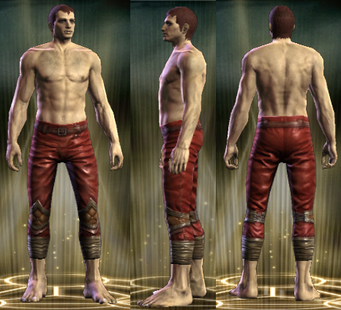 ED Cloth Legs Male