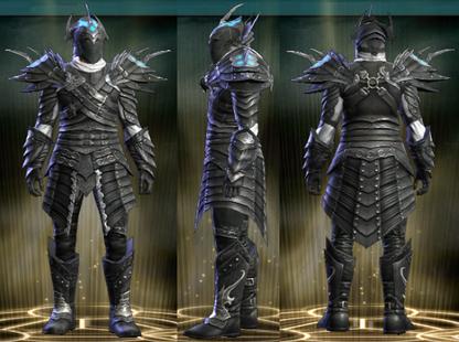 DRT Leather Set Male