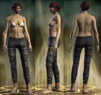 Refurbished Mathosian Legs Female