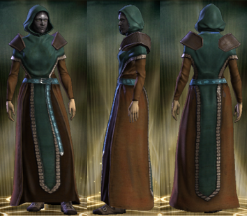 Viscount's Cloth Set Female