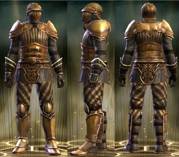 Cavalier's Set Male