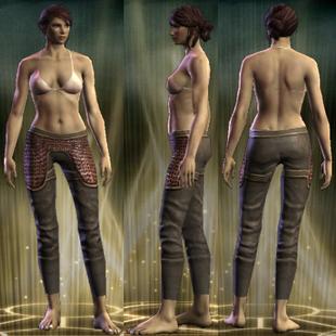 Dean's Chain Legs Female