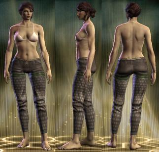 Agent's Legs Female