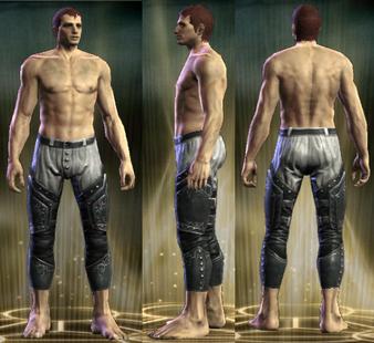 DRT Leather Legs Male