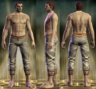 Savant's Legs Male