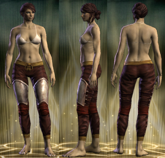 Hermit Legs Female