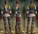 Agent's Leather Set