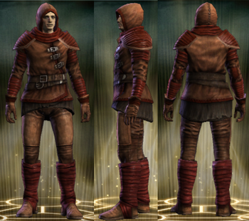 Bandit's Set Male