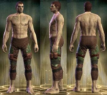 Renegade's Legs Male