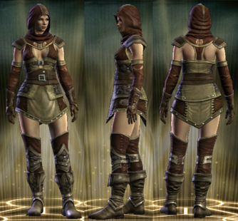 Freebooter's Set Female