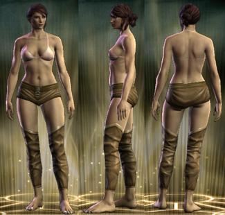 Viscount's Legs Female