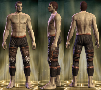 Conspirator's Legs Male