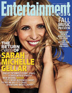 Entertainment Weekly - September 2, 2011