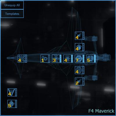 F4 Maverick blueprint updated