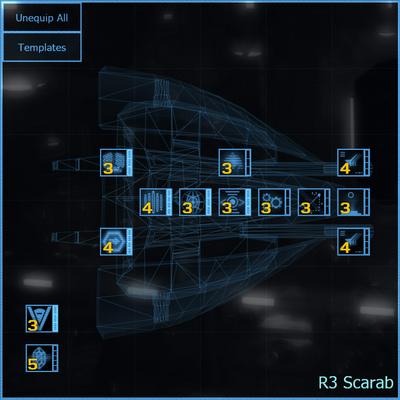 R3 Scarab blueprint updated