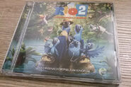 Rio2 AudioBook Front