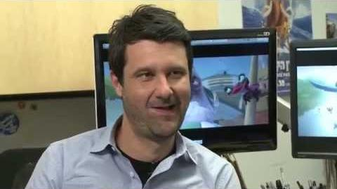 RIO 2 Behind The Scenes 6 3D Stereography - Dan M Abramovich