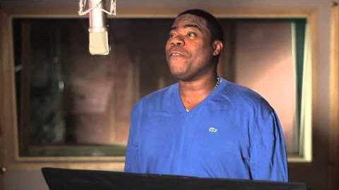 """Rio 2 Tracy Morgan """"Luiz"""" Voice Recording (Behind the Scenes)"""
