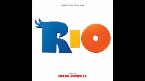 Rio Original Motion Picture Score - 14 Birds Moved