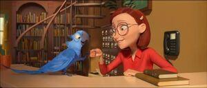 Linda & Blu