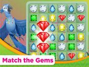 Rio Read & Play app Match the Gems