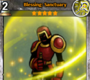 Blessing: Sanctuary