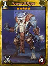 Werewolf Flayer