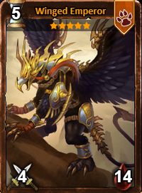Winged Emperor