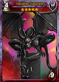 Obsidian Gargoyle