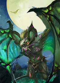 Virulent Bat King Awakened