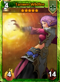 Tanwen Wildfire