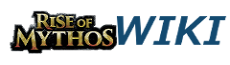 Rise Of Mythos Wiki Wordmark