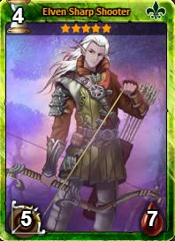 Elven Sharp Shooter