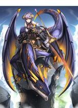 Dragon Knight Hogue