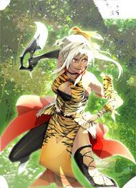 Beastmaster Aisha