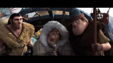 How To Train Your Dragon 2 Eret Official HD Clip United Kingdom