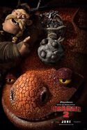 HTTYD2 First Look Gobber