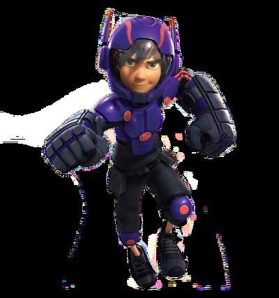 Hiro Armor Render